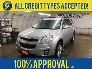 2013 Chevrolet Equinox LT*AWD*BACK UP CAMERA*REMOTE START*MY LIN
