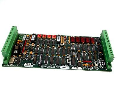 Abb Encoder Simulator Board 816-080 Rev. H 817307 Rev. A Pcb Module Sn 0237