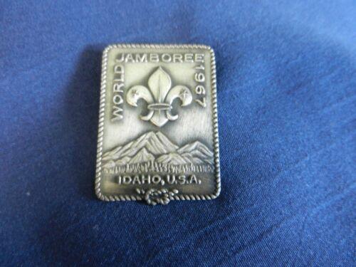 1967 World Jamboree Pin  -- New