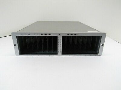 Apple A1009 xServe RAID 7000G Dual Controllers, AC, FAN Unpopulated Server