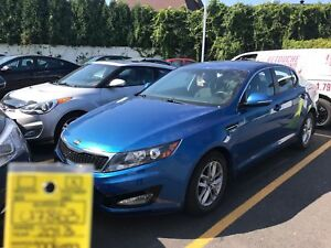 2013 Kia Optima LX A/C AUTOMATIQUE BLUETOOTH MAGS