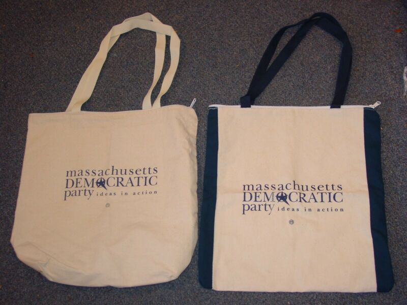 2 Massachusetts Democratic Party Totes democrat ma mass