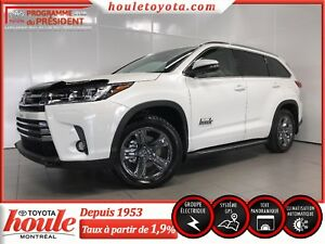 Toyota Highlander Limited 2018 Traction intégrale, 4 portes (201
