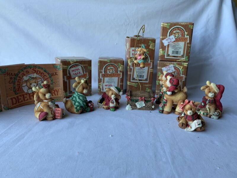 Santa's Special Deerlivery—Lot Of 8 Christmas Special