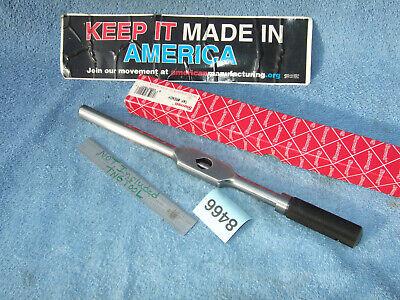 Starrett 91c Tap Wrench 532-38 Us 12 Oal 4 Machinist Toolmaker Clean Used