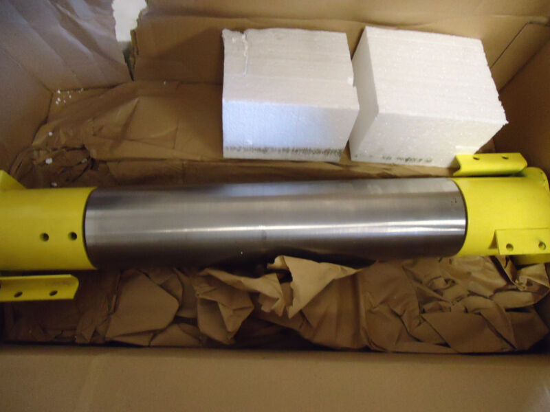"Interroll  16-3/8"" x 3.85"" Conveyor Roller"