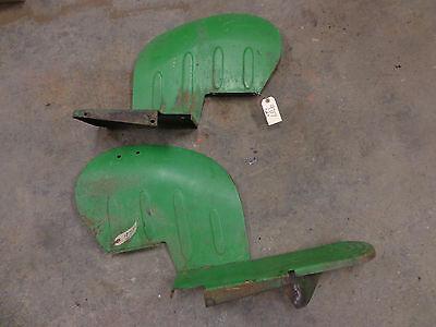 John Deere 40 420 430 320 330 S Standard Fenders Set 3