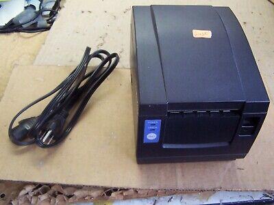 Citizen Cbm-1000 Ii Pos Thermal Receipt Parallel Printer Black W Power Cord