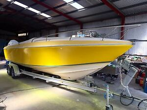Boat Work & Maintenance - Tidal Marine &. Co Subiaco Subiaco Area Preview