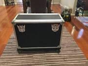 Custom Amp Rack Case Richardson Tuggeranong Preview
