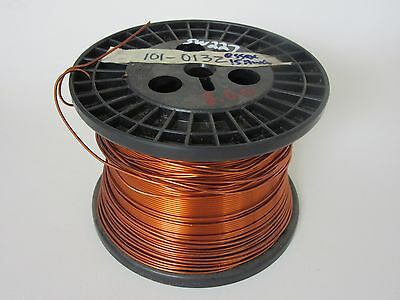 15 Awg  8 Lbs. Essex Heavy Enamel Coated Copper Magnet Wire