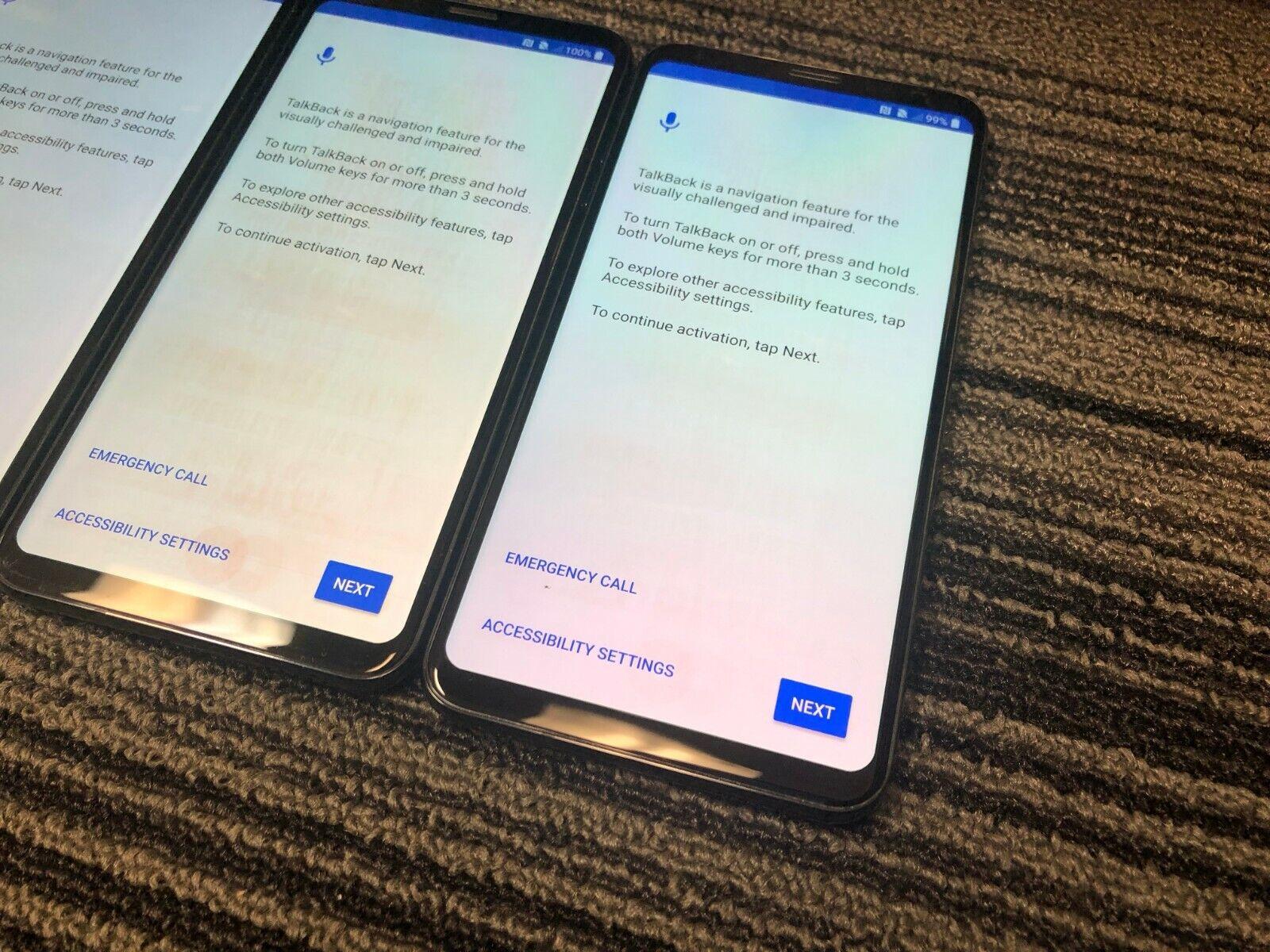 Android Phone - LG V30 Plus US998 128GB - Black (Unlocked) A Shadow LCD