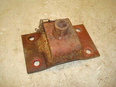 1955 Ferguson To-35 Gas Tractor Hitch Drawbar Anchor Bracket