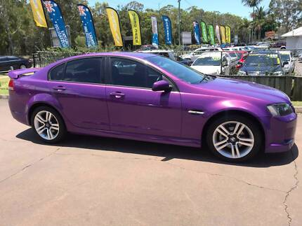 2007 Holden Commodore VE SV6 Sports  - Auto -Bluetooth -Driveaway