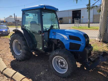 TRACTOR VINEYARD/ORCHARD MODEL LANDINI REX 95 CAB