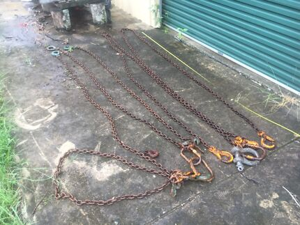 Chains and Couplings Heavy Duty
