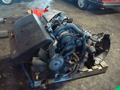 Land Rover Td5 turbo diesel engine COMPLETE KIT  Discovery 2/II Defender 90 110