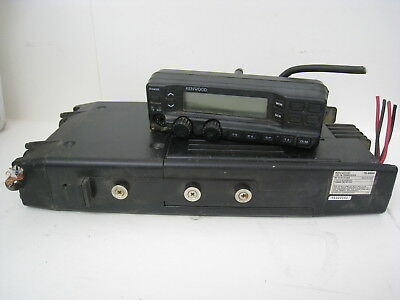 Kenwood Tk-690h Vhf Fm Transceiver Mobile 2 Way Radio Control Head Face Plate
