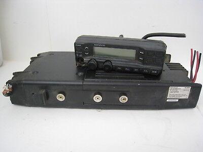 Kenwood Tk-690h Vhf Fm Transceiver Mobile 2 Way Radio Control Head 40-50 Mhz