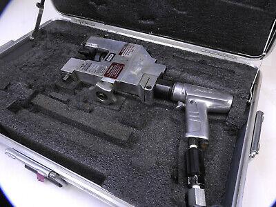 Tri Tools 201b Bevelmaster Portable Lathe Beveling Machine .250 - 2 Pipe Size