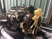 2008 Nissan GU Patrol ZD30 CRD engine parts Gulfview Heights Salisbury Area Preview