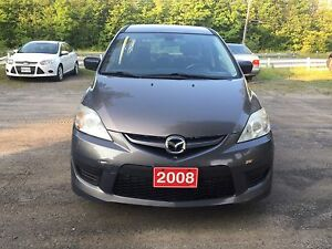 2008 Mazda 5 Wagon LOW KMS 135k kms NO ACCIDENTS