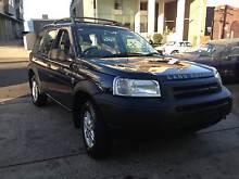 2002 Land Rover Freelander Wagon AUTO - CHEAP Lakemba Canterbury Area Preview