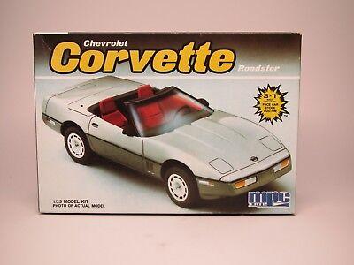 1987 Corvette Roadster 1/25 Scale  MPC #6213