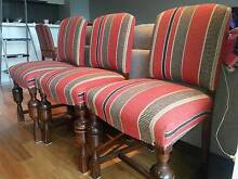 Dining table chairs and sideboard St Leonards Willoughby Area Preview