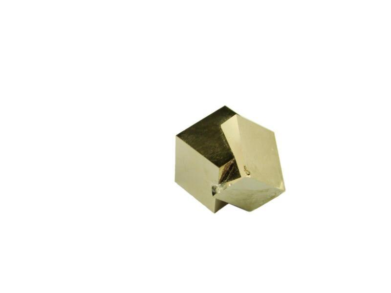 Navajun Spain Mine - Pyrite Cube Crystal With Display Case-#PC9