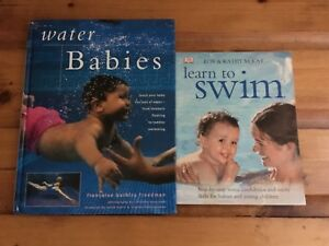 Swimming books for children