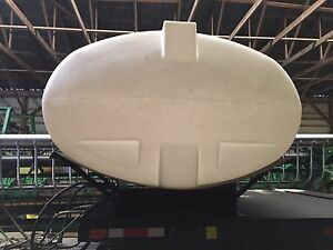 1000 ga poly saddle tank