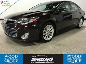 2013 Toyota Avalon Limited CLEAN CARFAX, NAVIGATION, HEATED/C...