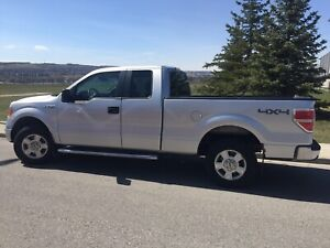 2013 Ford F-150 Supercab XLT