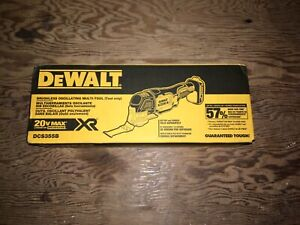 Dewalt 20 volt XR Brushless oscillating multi tool