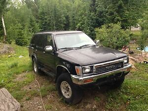 Toyota 4Runner (For Parts)