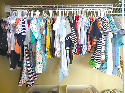 Baby Boy Used Clothes - Build / Make Your Own Bundle - Prem / Early - 0-3 Months