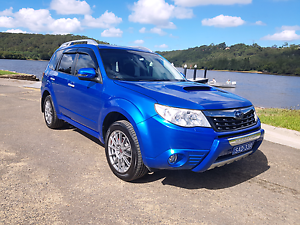 Subaru Forester S-Edition STI Turbo 4WD Limited Edition Condell Park Bankstown Area Preview