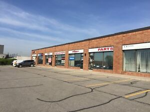 Garage lease buy or rent commercial office space in toronto lease 1850 sq ft busy area office warehouse 401dixie solutioingenieria Gallery