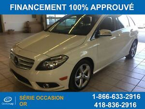 Mercedes-Benz B250 2.0t Toit Panoramique 2013