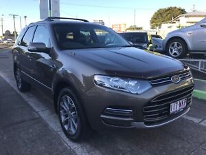 Ford Territory Titanium 7 seats Turbo Diesel Coorparoo Brisbane South East Preview