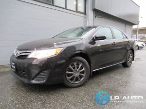 2012 Toyota Camry LE! Only 77000kms! Easy Approvals!