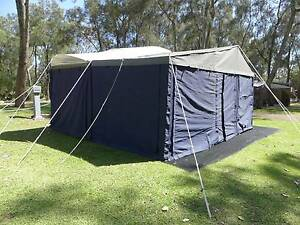 Off-Road Camper Trailer: Explorer+ 12' Tent + Annex + 12v. system Maroubra Eastern Suburbs Preview