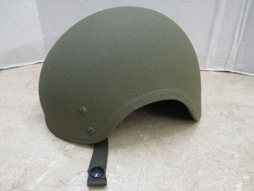 US CVC Tanker Helmet Shell DH132B Made with Kevlar Specialty Plastics 1997 NOS