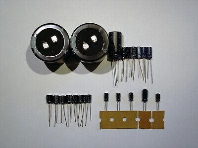 Usado, AIWA Mini SA-P22 Verstärker amp recap caps recapping complete kit Elko-Satz kpl segunda mano  Embacar hacia Mexico