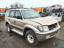 Wrecking 1999 Toyota Prado VZJ95R MT 4WD, Parts from $10 Port Adelaide Port Adelaide Area Preview