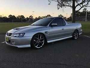2005 Holden Commodore Ute Glenmore Park Penrith Area Preview