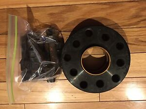 20mm 5x100/5x112 spacers with lugs