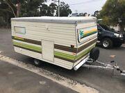 Millard 11ft Poptop Caravan Registered! Warrane Clarence Area Preview