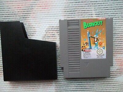 Jeu Nintendo / Nes Game Blowout PAL retrogame genuine original*
